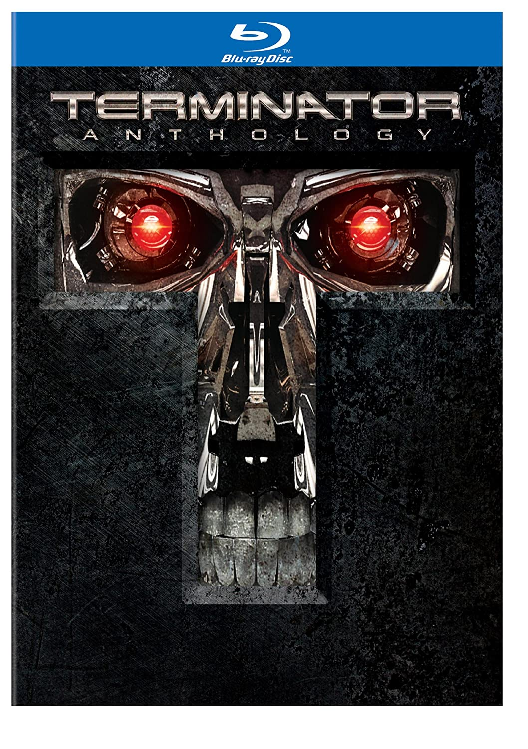 Terminator Anthology (1-4) [Blu-ray]
