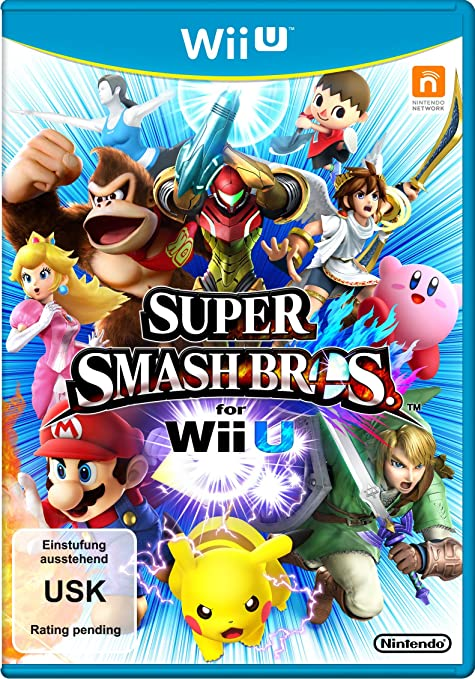 Super Smash Bros., Wii U