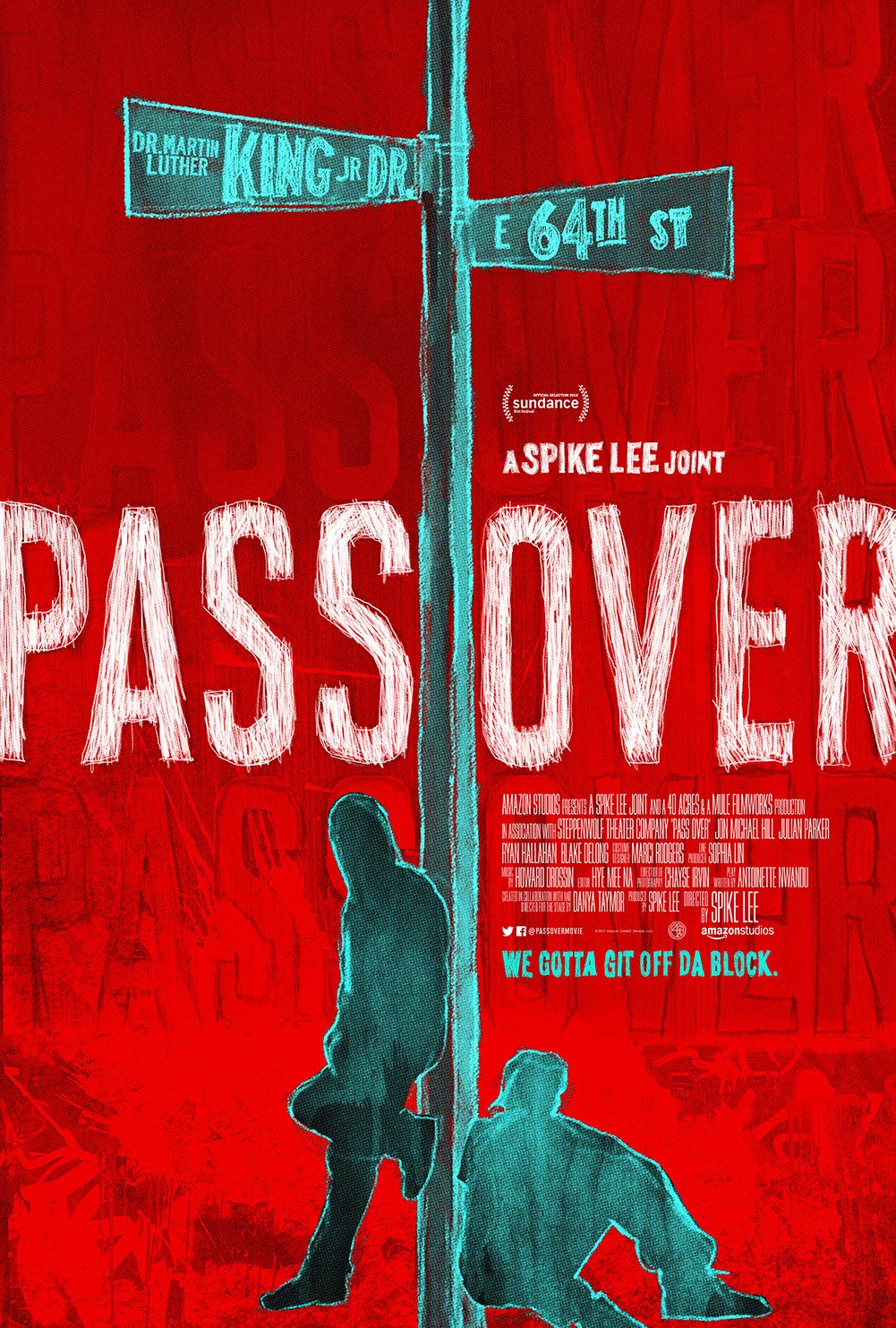 Pass Over on Amazon Prime Instant Video UK