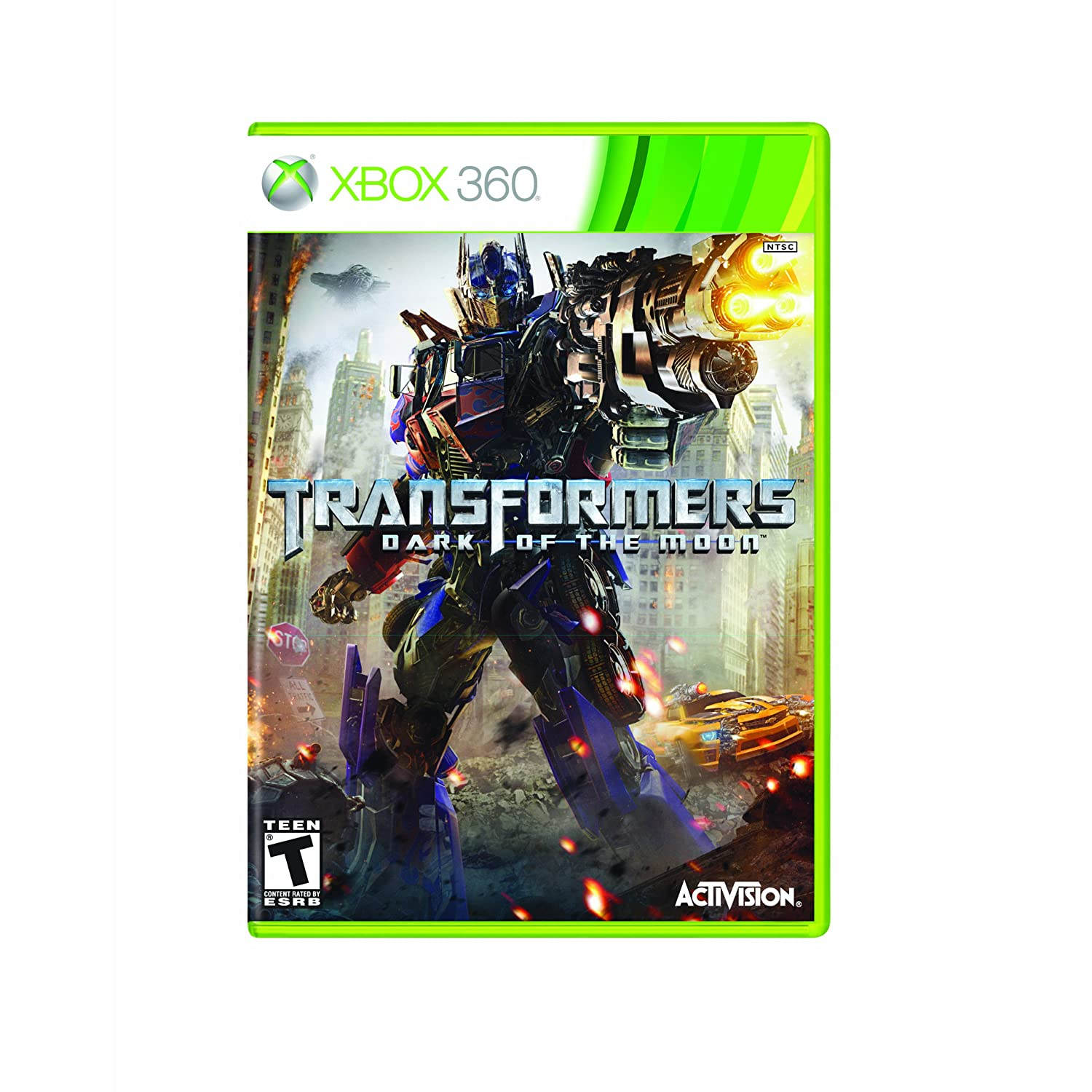 Transformers The Game Xbox 360 Xbox 360 Game Demo Video