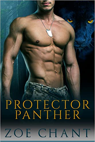 Protector Panther: BBW Panther Shifter Paranormal Romance (Protection, Inc. Book 3)