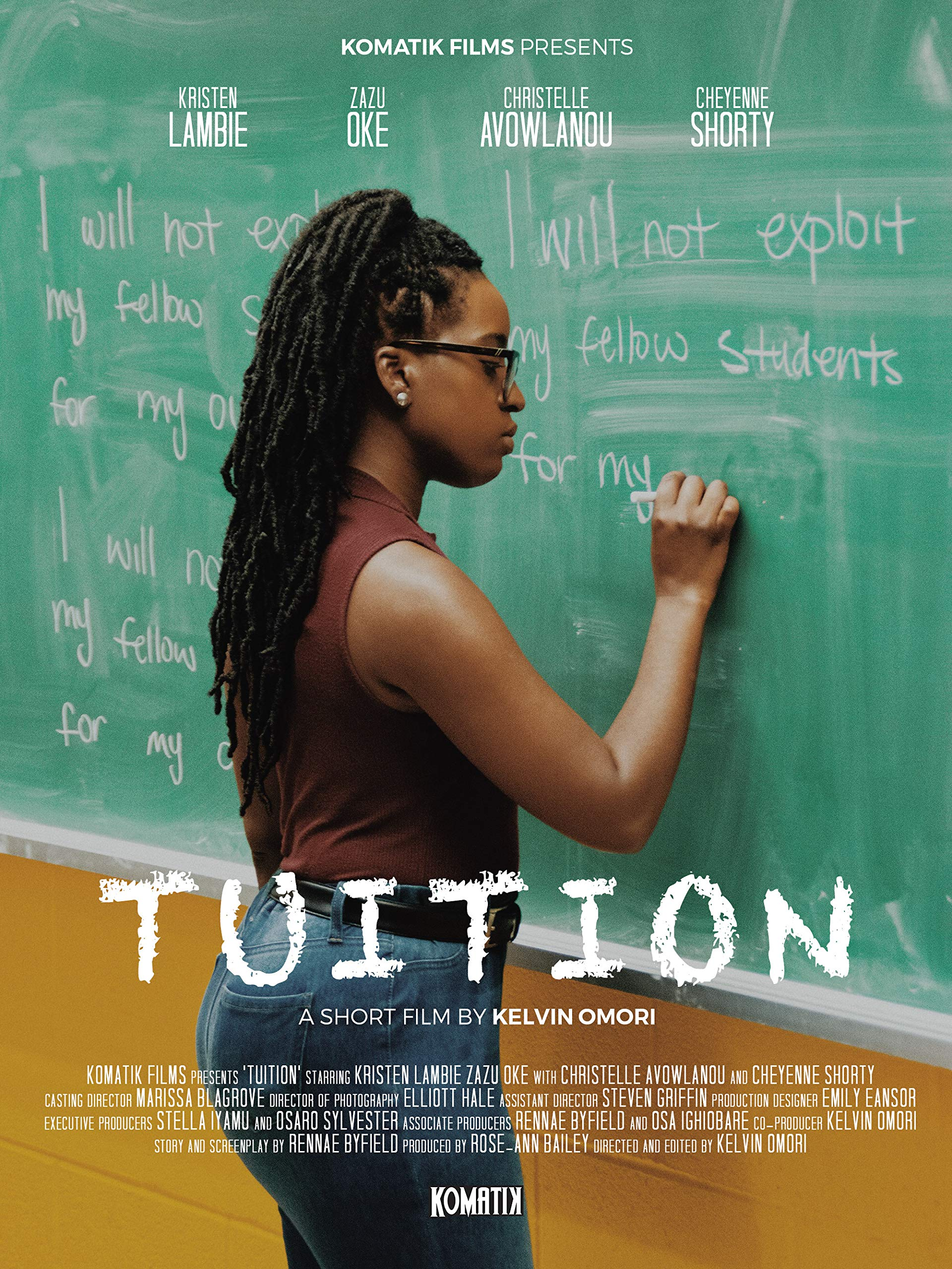 Tuition on Amazon Prime Instant Video UK