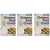 Cinnamon Toast Crunch Whole Wheat and Rice Cereal 16.2 oz (Pack of 3) (Tamaño: Pack of 3)
