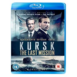 Kursk: The Last Mission [Blu-ray]