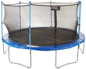 Upper Bounce Trampoline with Easy Assemble Feature