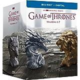 Game of Thrones: The Complete Seasons 1-7 (BD + Digital)
