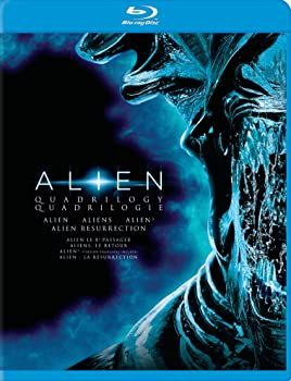 Alien Quadrilogy on Blu-ray