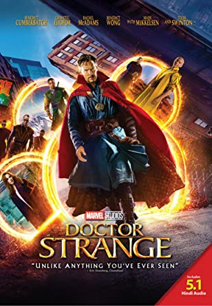 Image result for doctor strange dvd