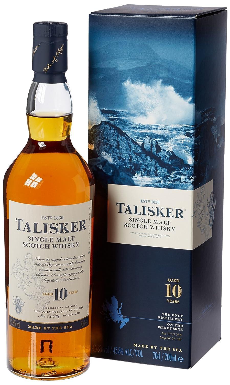 TaliskerIsleofSkye10 Years SingleMaltScotch