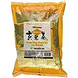 Maeda En Genmai-Cha With Matcha Tea Bags, Roasted Rice, 100 Count (Tamaño: 100 pc)