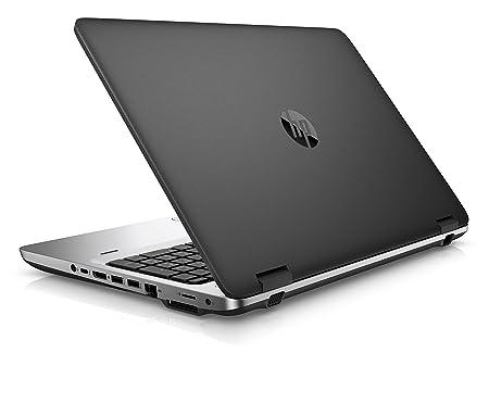 "HP ProBook 650 G2 Ordinateur portable 15"" (38,1 cm) Noir (Intel Core i3, 4 Go de RAM, 500 Go, Intel, Windows 7)"