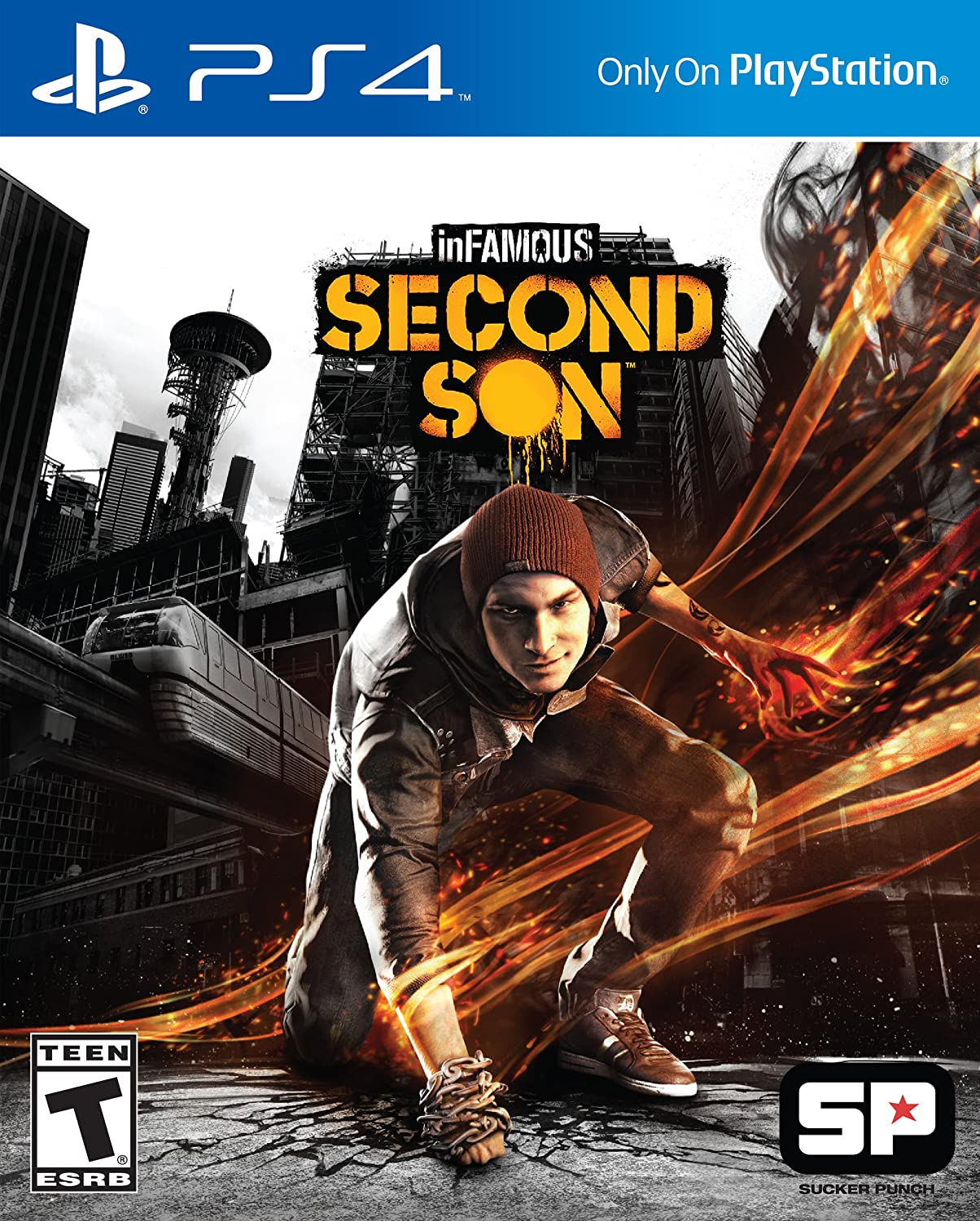 inFAMOUS: Second Son PS4 Amazon Deal