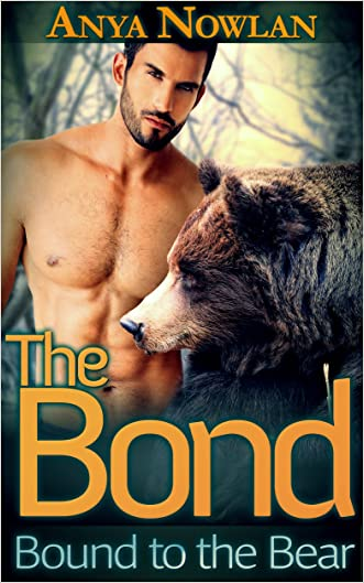 The Bond: Bound to the Bear (BBW Paranormal Romance) (Mates of the Walkers Book 1)