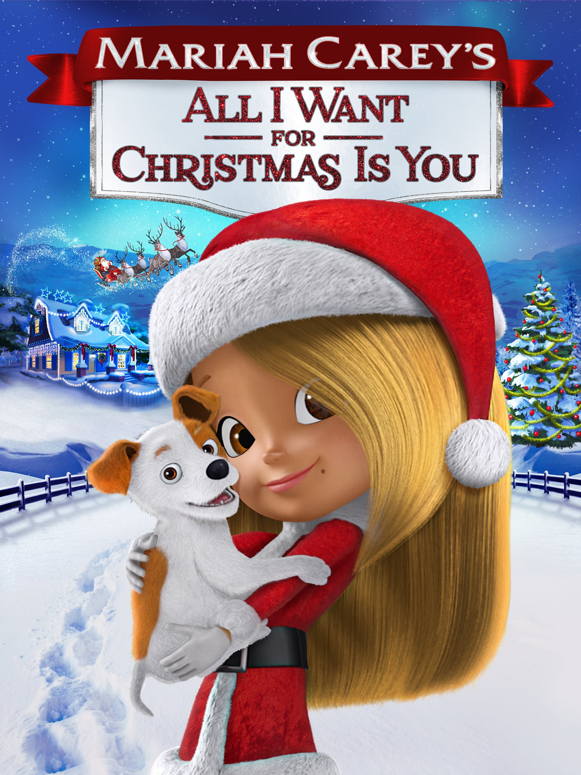 Mariah Carey's All I Want For Christmas Is You on Amazon Prime Instant Video UK