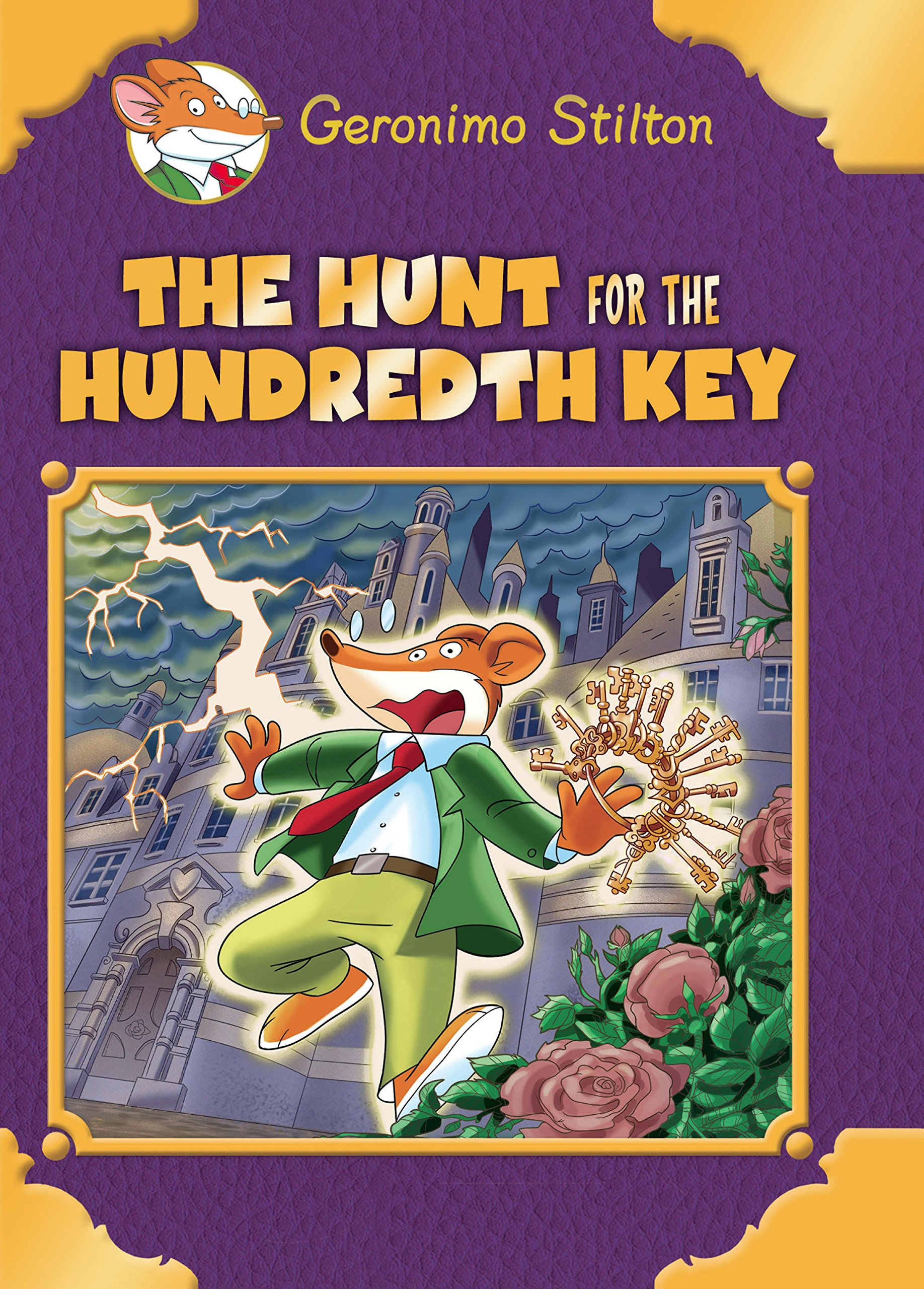 buy geronimo stilton 65 bollywood burglary book online at low