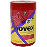 Novex Hair Care Brazilian Keratin Deep Conditioning Mask, 35 oz (Tamaño: 35.3 Ounces)
