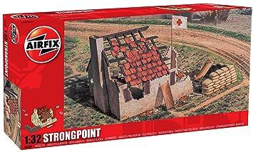 Airfix - AI06380 - Maquette - Figurine - Strongpoint - Echelle 1:32