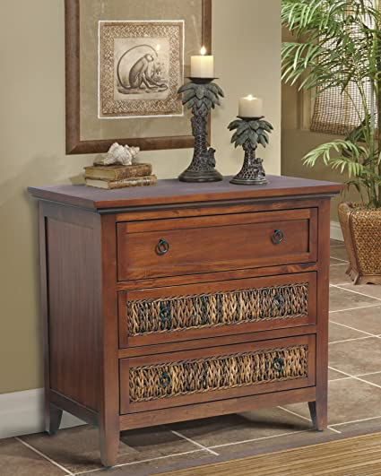 Fiji 3 Drawer Chest