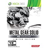 Metal Gear Solid, HD Collection, Limited Edition