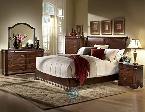 Greenfield Queen Bed By Homelegance