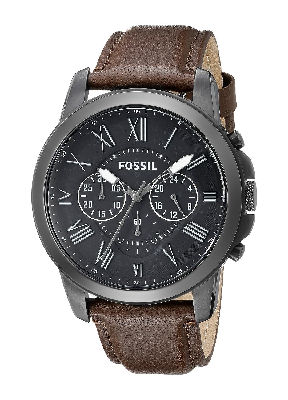 buy fossil end of season analog black dial men s watch fs4885 buy fossil end of season analog black dial men s watch fs4885 online at low prices in amazon in