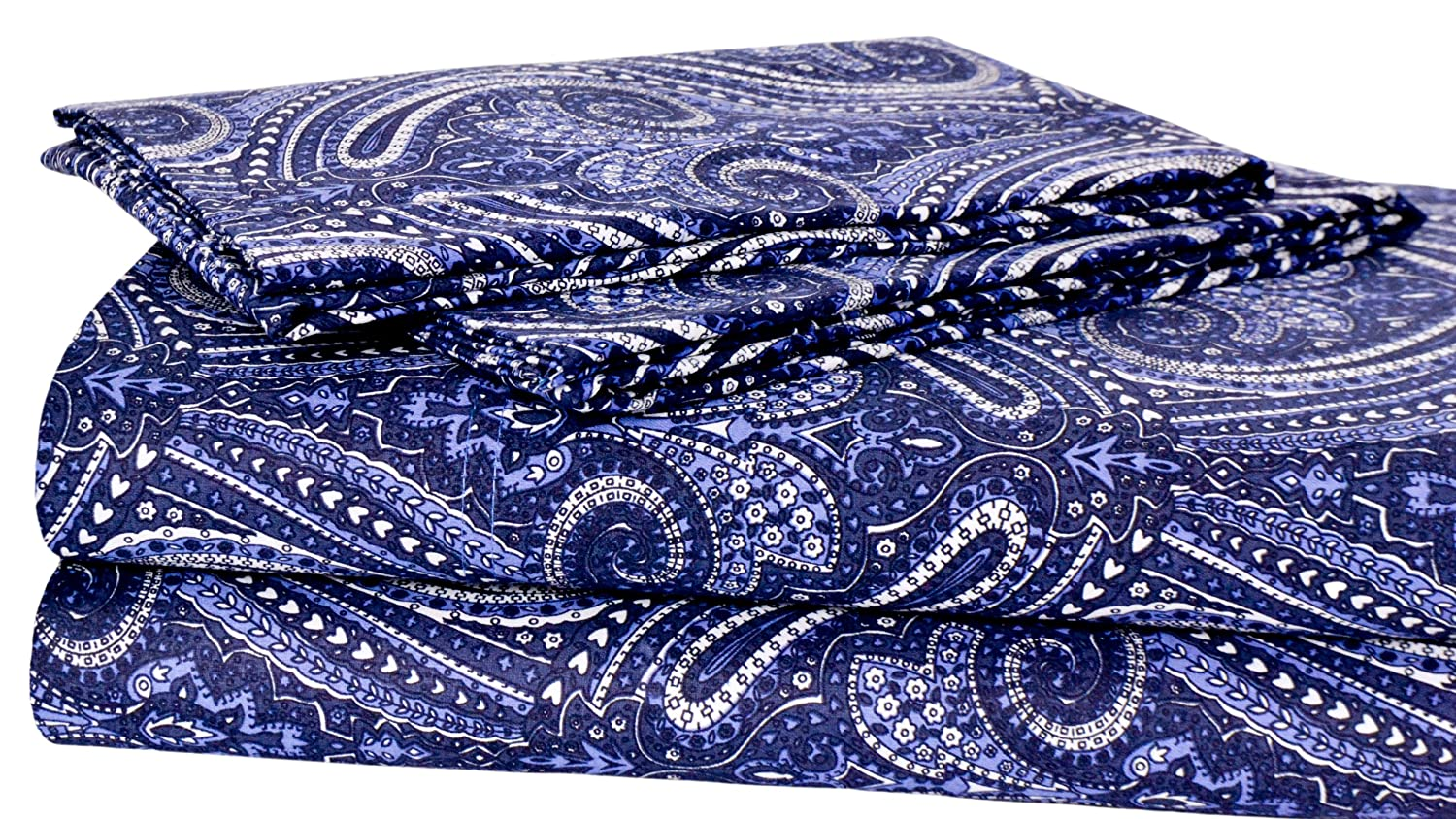 Image Result For Blue Flannel Sheets Full