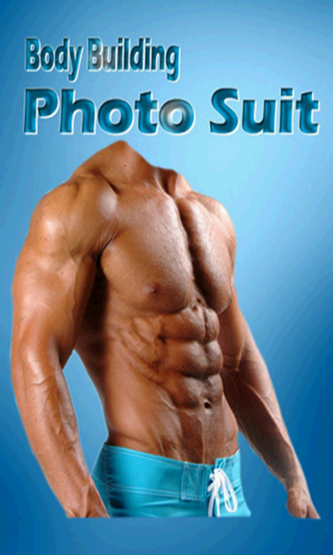Men Bodybuilding Photoshoot
