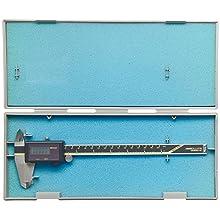 Mitutoyo ABSOLUTE Digital Caliper, LCD, Solar Powered, Inch/Metric