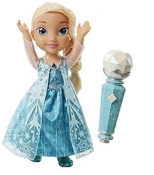 Disney – Frozen – Sing A Long Elsa – Poupée 33 cm Chante avec Elsa Version Anglaise