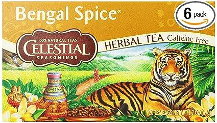 Celestial Spice Tea Bengal Spice Tea