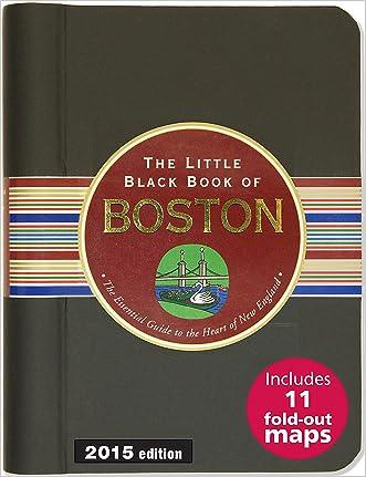 Little Black Book of Boston, 2015 Edition