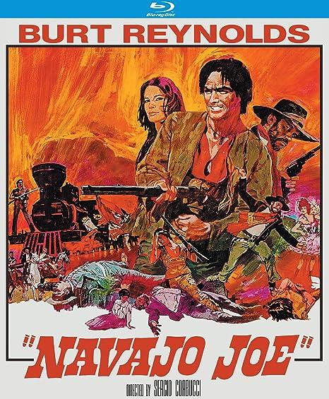 Navajo Joe [Blu-ray]