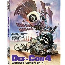 Def-Con 4 [Blu-ray]