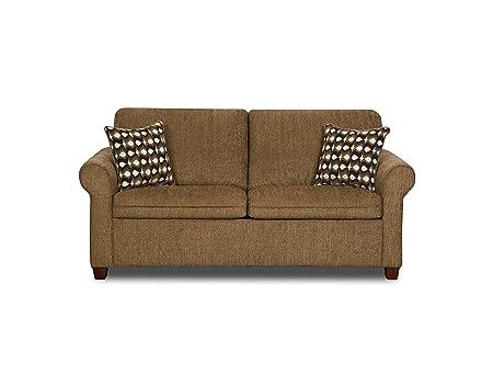 Simmons Upholstery Reverb Twin Sleeper 1630-024 Reverb Santa Fe