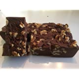 Mo's Fudge Factor, Chocolate Walnut Fudge 1/2 Pound