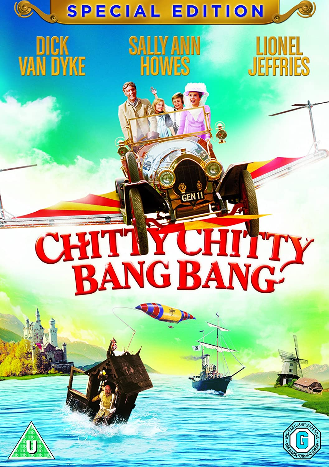 Chitty Chitty Bang Bang Chitty Chitty Bang Bang 2 Disc