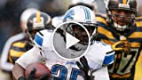 Detroit Lions RB Goes From Team Security to Active...