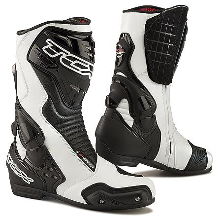 TCX - Bottes moto - TCX S-Speed Noir/Blanc
