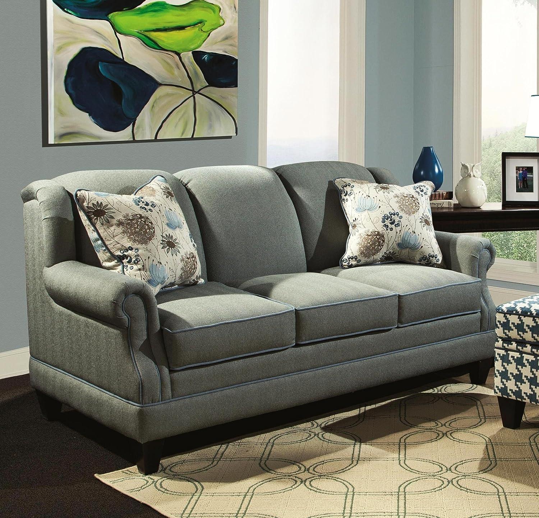 Chelsea Home Furniture Francine Apartment Sofa - Milan Pool