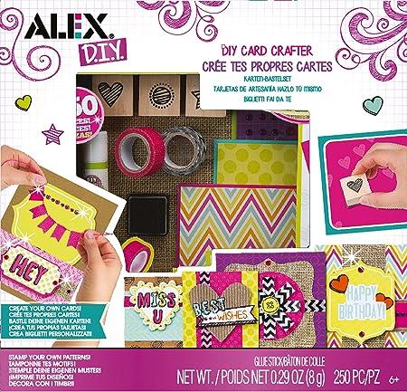 Alex Toys Craft - 107c - Crée Des Cartes Pour Toutes Les Occasions