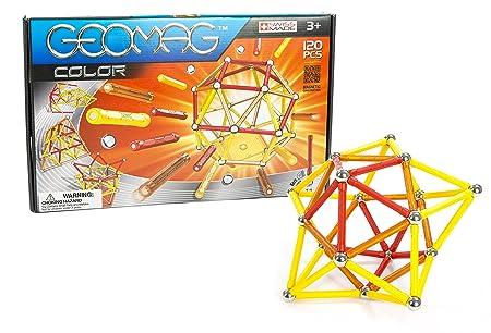 Geomag - 255 - Jeu de Construction - Color -  120 Pièces
