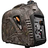 Westinghouse iGen2200 Super Quiet Portable Inverter Generator - TrueTimber Kanati Camouflage - 1800 Rated Watts and 2200 Peak Watts - Gas Powered - CARB Compliant (Color: Camouflage, Tamaño: iGen2200 Camo)