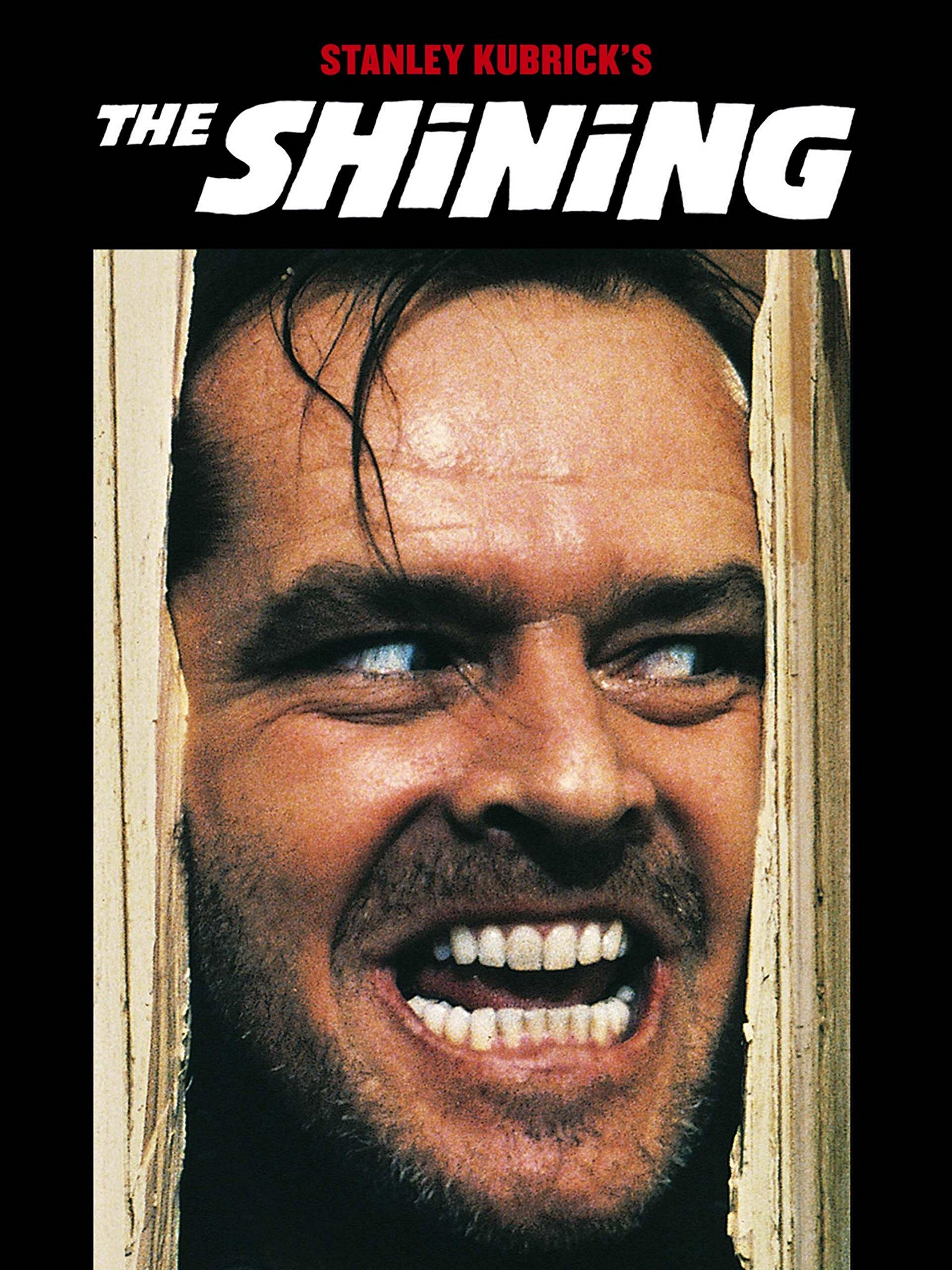 The Shining on Amazon Prime Instant Video UK