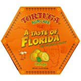 Tortuga 'A Taste of Florida' Orange Rum Cake, 16-Ounce Box