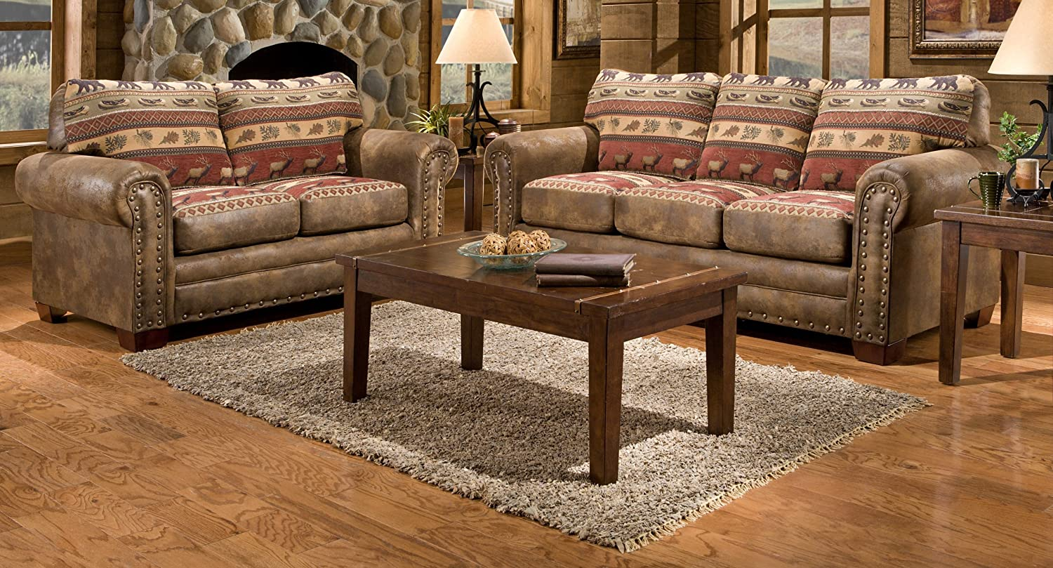 Rustic cabin furniture for Cabin furniture sale