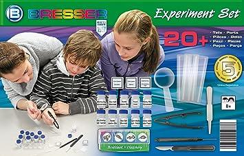 Bresser junior experimentier set mikroskop g ospaisoki