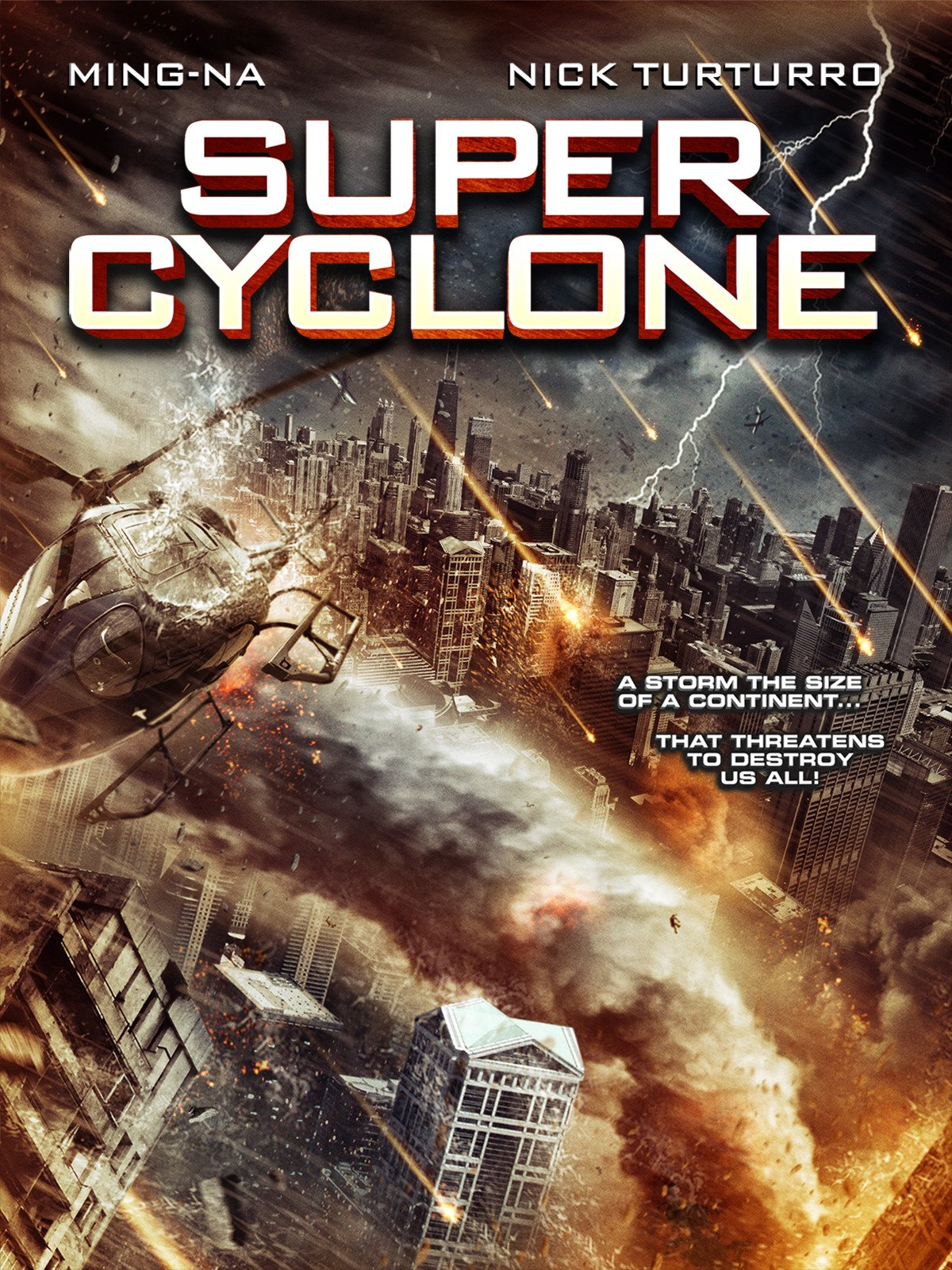 Super Cyclone on Amazon Prime Video UK