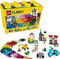 """乐高 (LEGO) 经典 黄色积木盒""""特别版"""" 10698"""