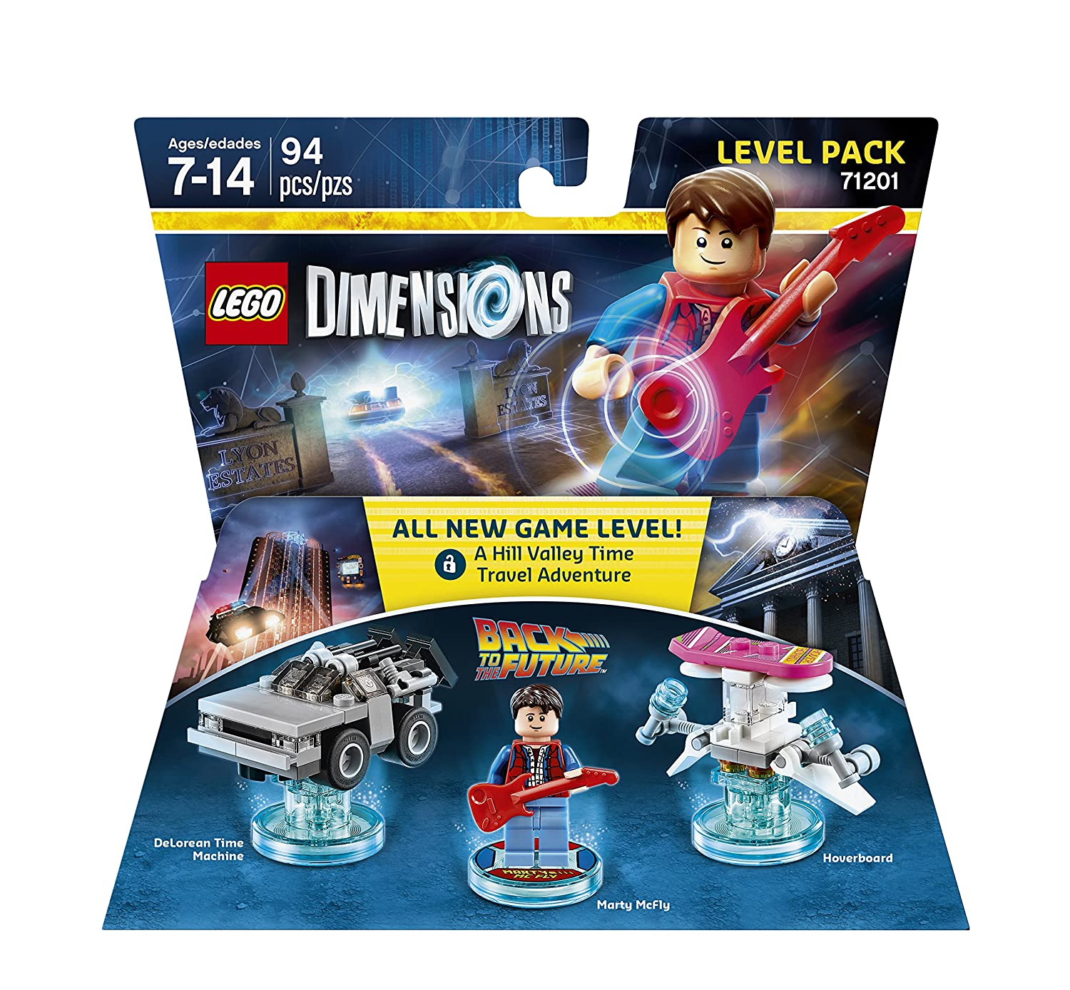 Lego Dimensions Building Instructions To Be Available For Everyone