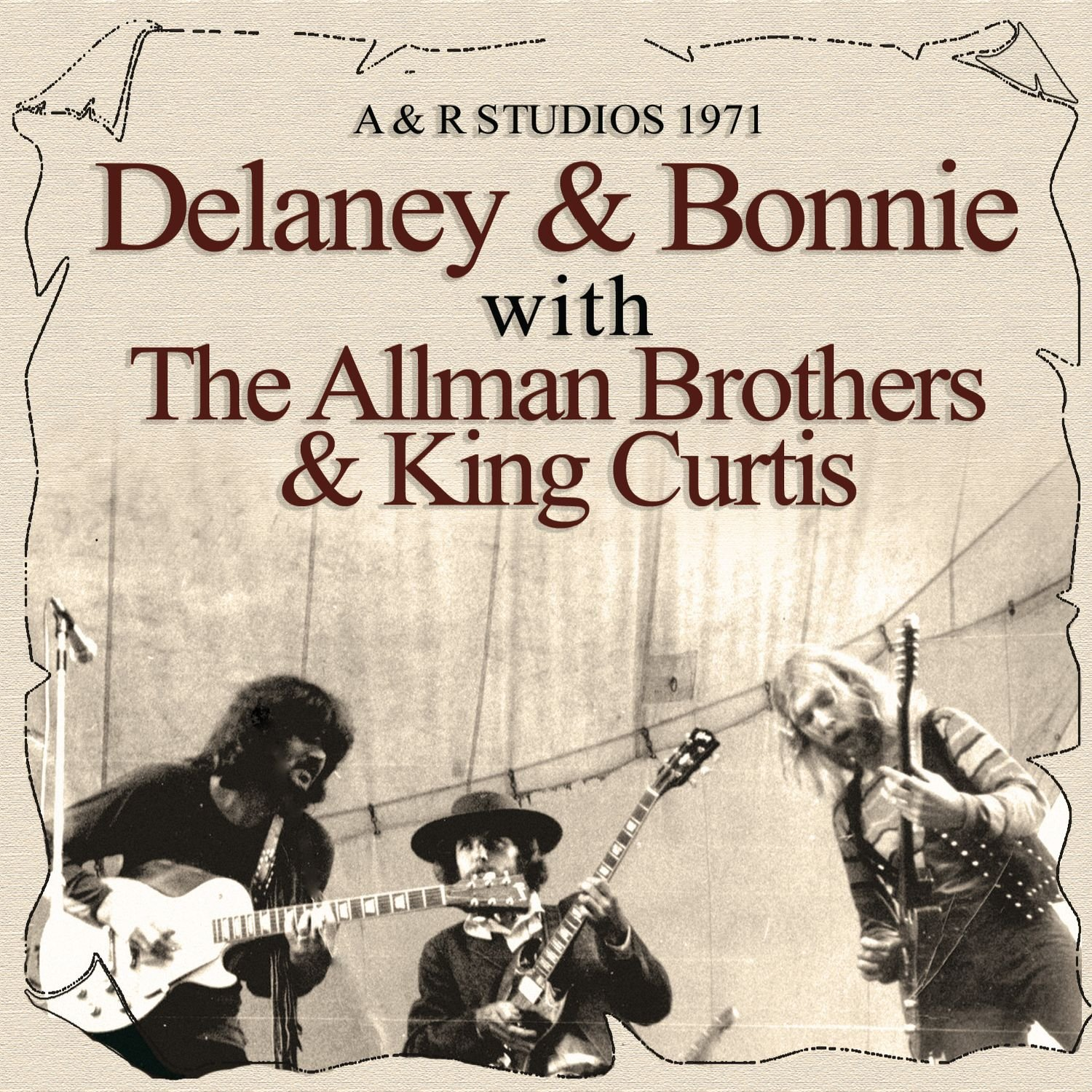 A&R Studios 1971 (Live) [feat. The Allman Brothers & King Curtis]